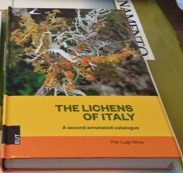 Lichens of Italy