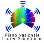 Logo Piano Nazionale Lauree Scientifiche